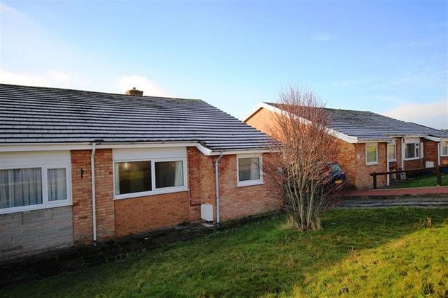 Thumbnail Bungalow to rent in Rhoshendre, Waunfawr, Aberystwyth