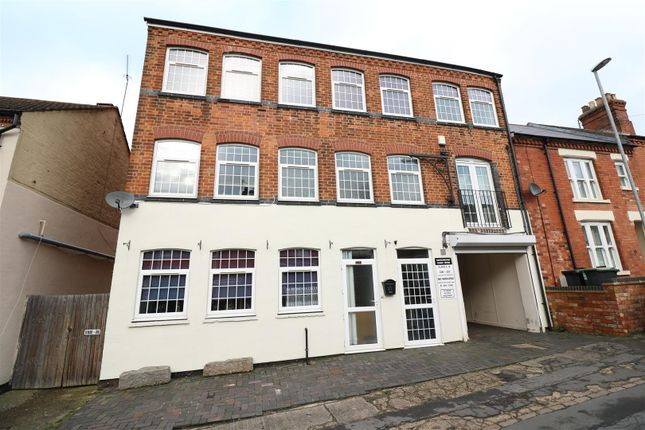 Thumbnail Flat for sale in Harborough Road, Rushden