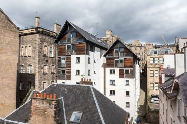 Thumbnail Flat for sale in Old Fishmarket Close, 190 High Street, Edinburgh