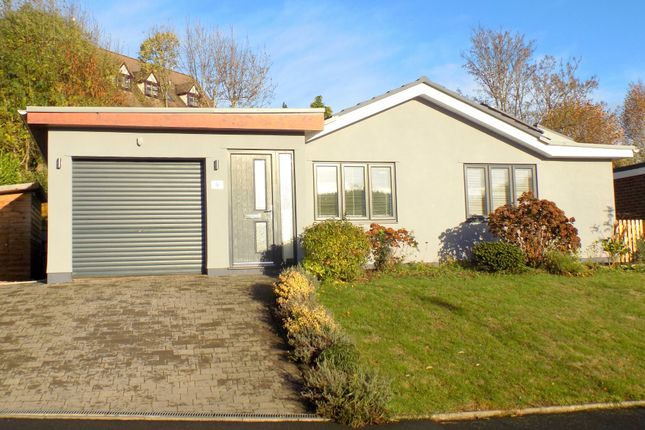 Thumbnail Detached bungalow for sale in Brookfield Road, East Budleigh, Budleigh Salterton, Devon