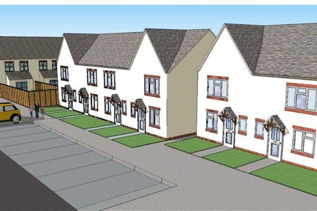 Thumbnail Terraced house for sale in Woodfield Avenue, Pen Coch Development, Flint, Flintshire