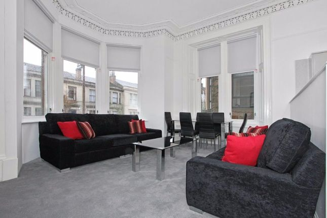Thumbnail Flat to rent in Clouston Street, North Kelvinside, Glasgow
