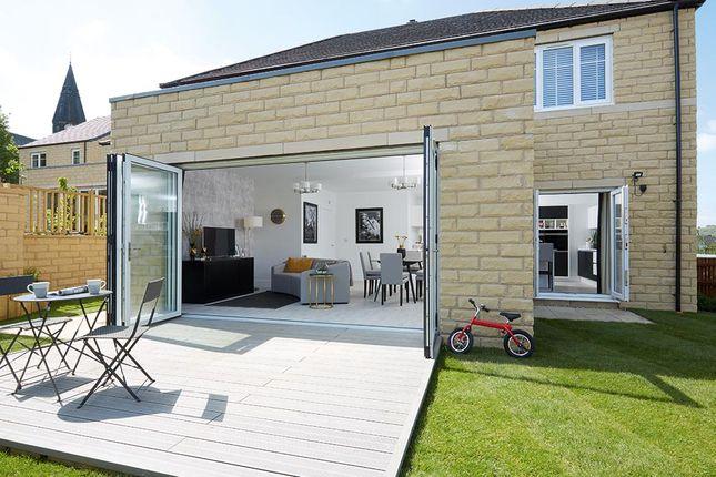 "Thumbnail Detached house for sale in ""The Cotham"" at Harrogate Road, Apperley Bridge, Bradford"