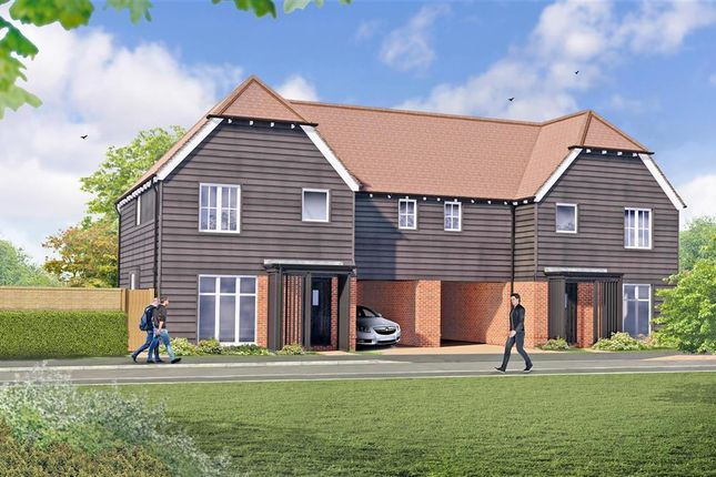 Thumbnail Link-detached house for sale in Evabourne, Peters Village, Wouldham, Rochester, Kent