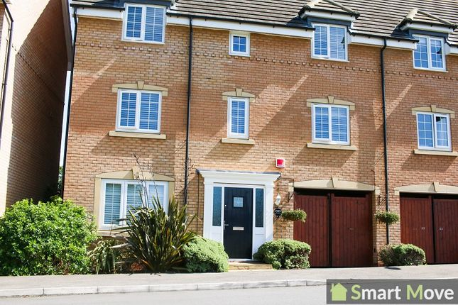 Thumbnail Semi-detached house to rent in Skye Close, Alwalton, Peterborough, Cambridgeshire.
