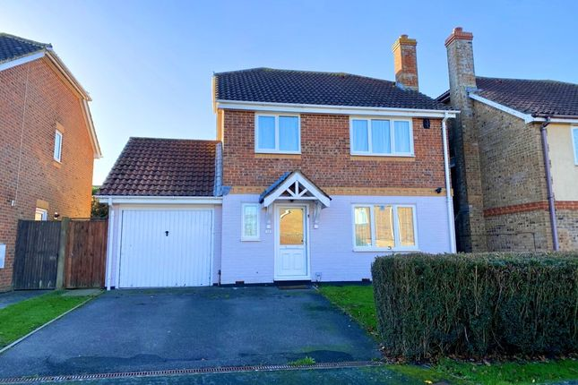 Thumbnail Detached house for sale in Wheelwright Close, Eastbourne