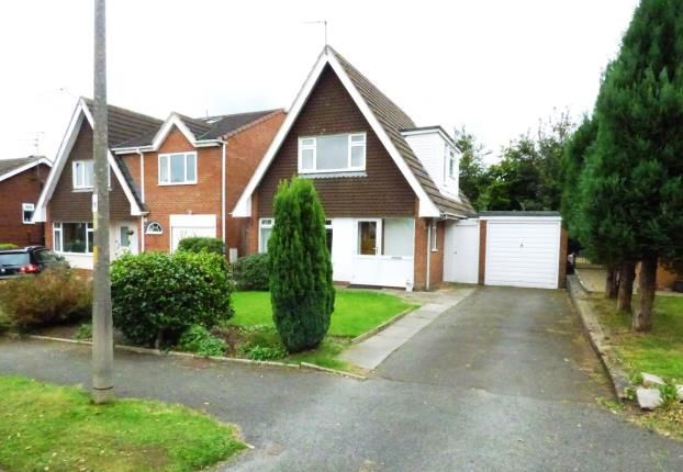 Thumbnail Bungalow for sale in Belgrave Avenue, Alsager, Stoke-On-Trent, Cheshire