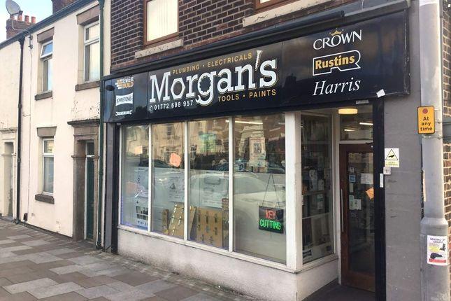 Thumbnail Retail premises for sale in Station Road, Bamber Bridge, Preston