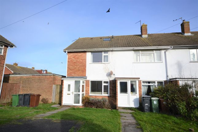 Thumbnail Terraced house to rent in Southern Road, Eastbourne