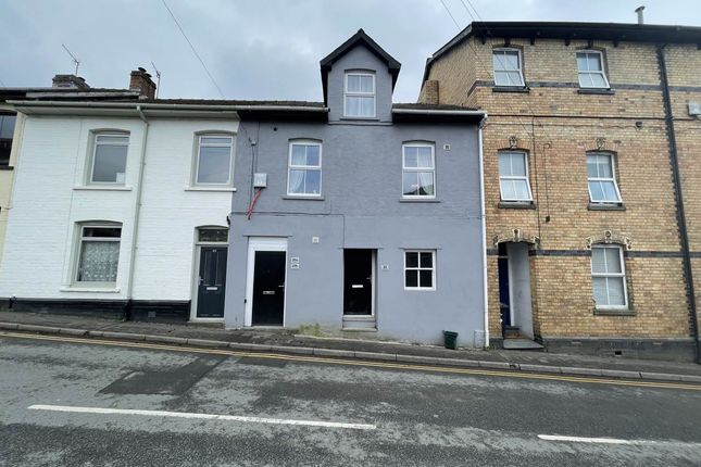 2 bed flat to rent in Ground Floor Flat, 20 Market Street, Builth Wells LD2