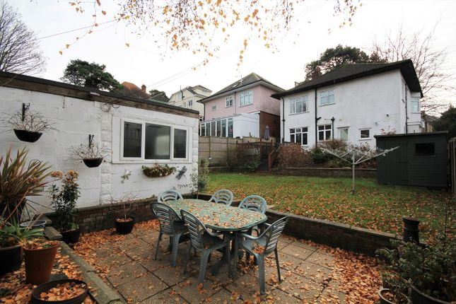 Detached house for sale in Cecil Hill, Bournemouth