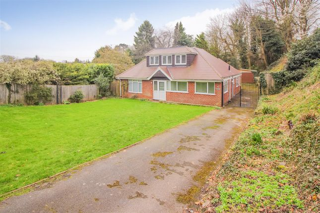 Thumbnail Detached bungalow for sale in Puckle Lane, Canterbury