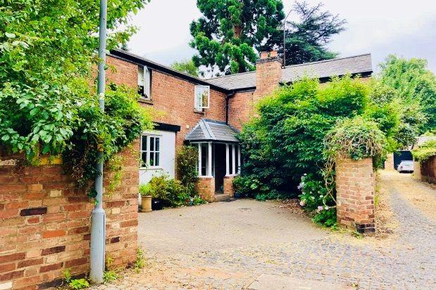 Thumbnail Cottage to rent in Arlington Mews, Leamington Spa