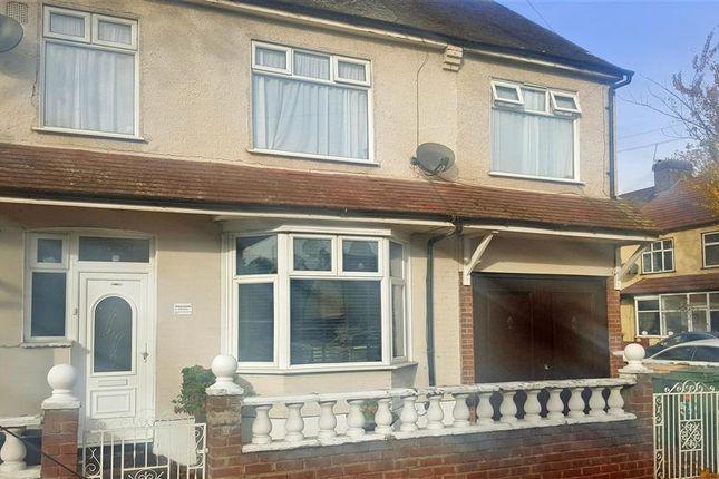 Thumbnail Terraced house for sale in Johnstone Road, East Ham, London