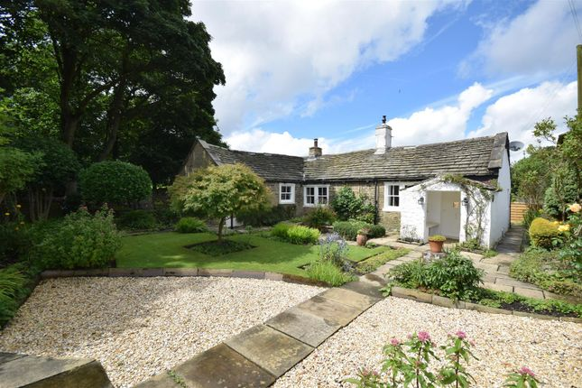 Thumbnail Detached bungalow for sale in 1 Bunney Green, St Cass, Northowram, Halifax