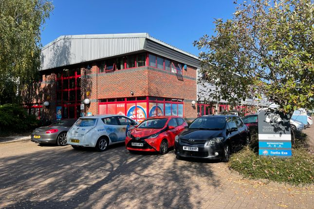 Thumbnail Office to let in Manaton Close, Matford, Exeter