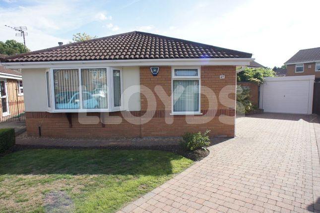 Thumbnail Detached bungalow to rent in Lockerbie Close, Cinnamon Brow, Warrington