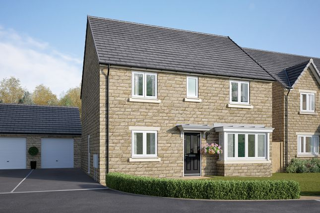 "Thumbnail Detached house for sale in ""The Pembroke"" at Ripon Road, Killinghall, Harrogate"