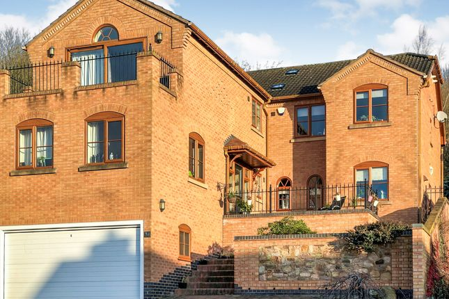 Thumbnail Detached house for sale in Derwent Road, Burton-On-Trent