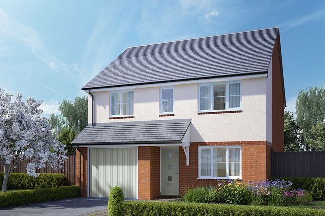 """Thumbnail Detached house for sale in """"Chestnut"""" at Rhuddlan Court, Caerphilly"""