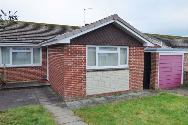 3 bed semi-detached bungalow for sale in Cedar Drive, Preston, Weymouth DT3