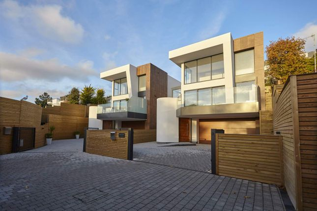 Thumbnail Detached house for sale in Chaddesley Glen, Sandbanks, Poole, Dorset