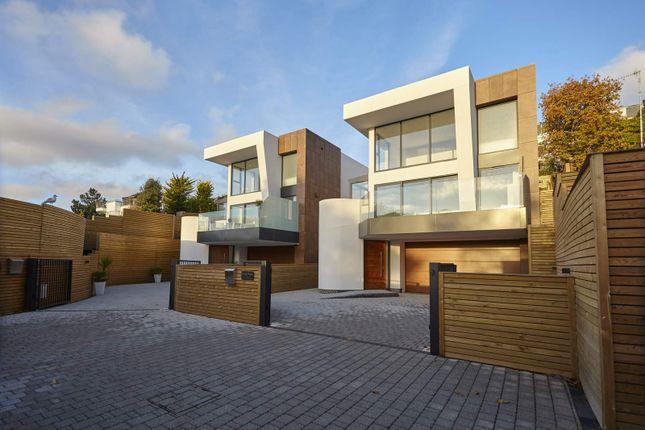 Thumbnail Detached house for sale in Chaddesley Glen, Sandbanks, Poole, Dorset