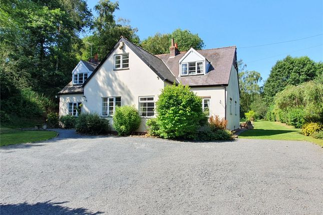 Thumbnail Detached house for sale in Sheepwash Lane, Wolverley, Kidderminster