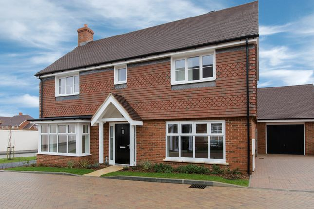 Thumbnail Detached house for sale in Swallow Place, Epsom