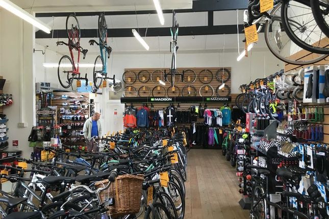 Thumbnail Retail premises for sale in The Cycle Centre, 1, New Street, Penzance