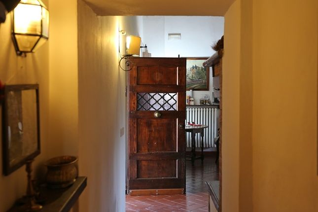 Piandolmo Montepulciano Front Door