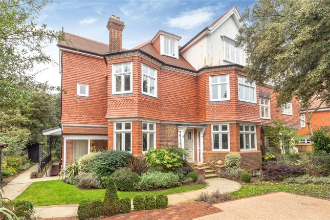 Thumbnail Semi-detached house to rent in Lancaster Road, Wimbledon, London