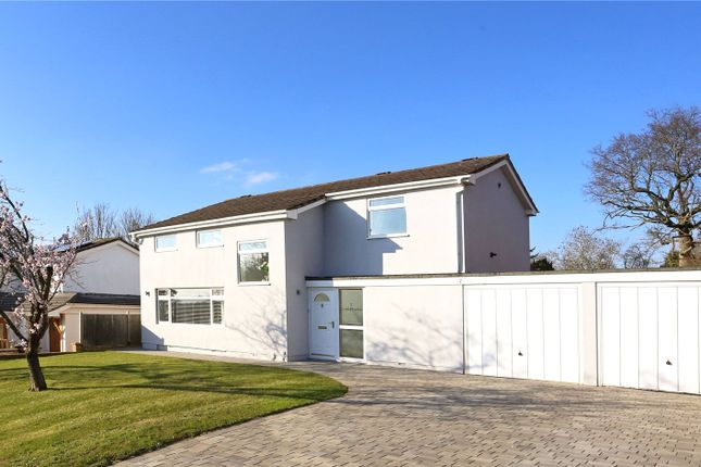 Thumbnail Detached house for sale in Green Meadow, Potters Bar, Hertfordshire