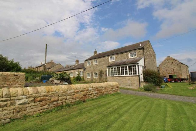 Thumbnail End terrace house for sale in North Side, Kirkheaton, Northumberland