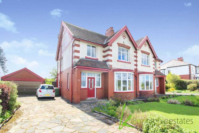 Thumbnail Semi-detached house for sale in Belmont Road, Bolton