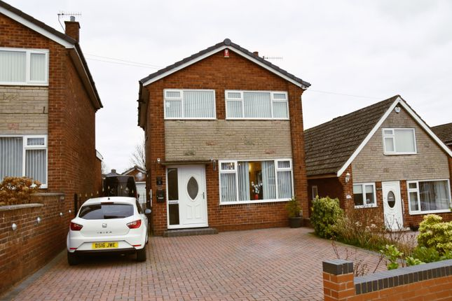 3 bed detached house for sale in Fairhaven Grove, Birches Head, Stoke-On-Trent ST1