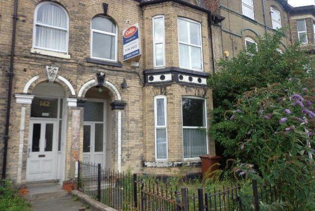Thumbnail Studio to rent in Spring Bank, Hull