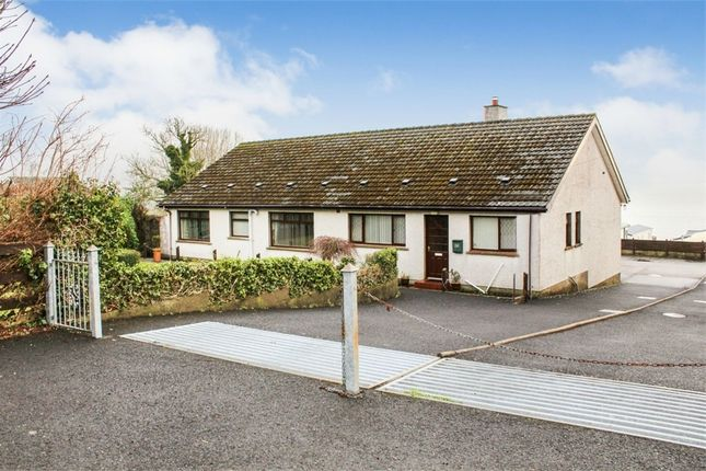 Thumbnail Detached bungalow for sale in Largy Road, Carnlough, Ballymena, County Antrim