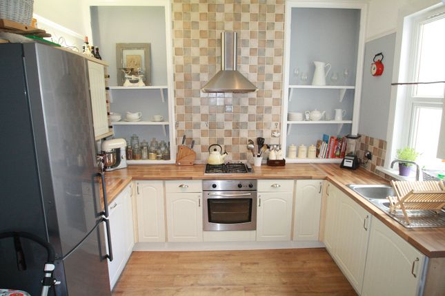 Thumbnail Terraced house to rent in Beaufort Road, St Thomas Exeter