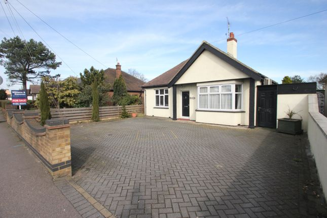 Thumbnail Detached bungalow for sale in Ashingdon Road, Ashingdon, Rochford