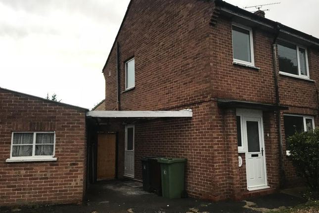 Thumbnail Semi-detached house to rent in Park Road, Camberley
