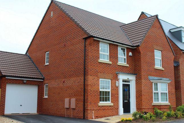 Thumbnail Detached house for sale in Port Stanley Close, Norton Fitzwarren, Taunton, Somerset