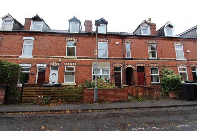 Thumbnail Terraced house to rent in Derby Street, Beeston, Nottingham