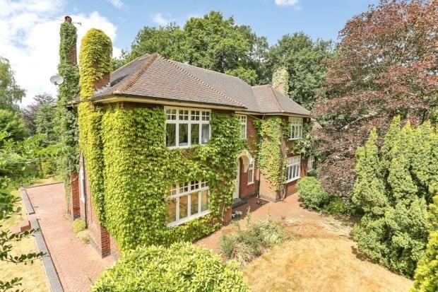 Thumbnail Detached house for sale in Measham Road, Ashby-De-La-Zouch