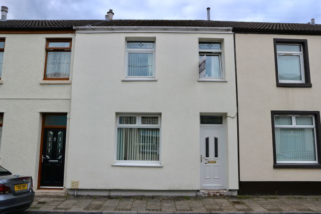 Thumbnail Terraced house for sale in Clare Street, Merthyr Tydfil