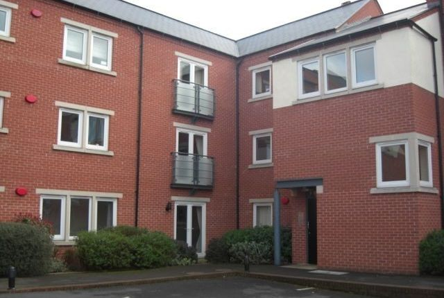 Thumbnail Flat to rent in Roman Court, Caesar Street, Chester Green, Derby