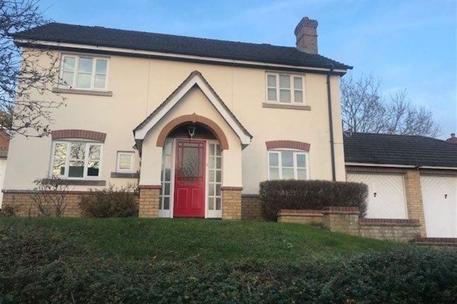 Thumbnail Detached house to rent in Falcon Rise, Downley, High Wycombe