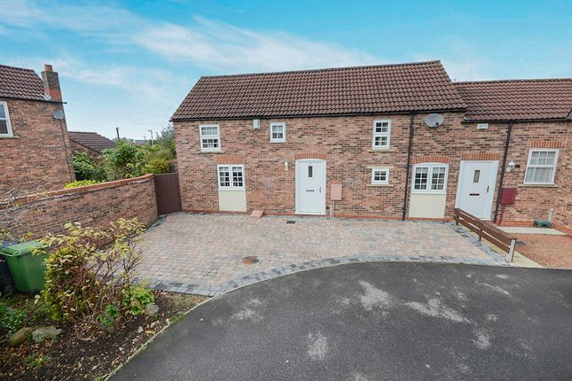 Thumbnail Semi-detached house for sale in Hazelnut Grove, York