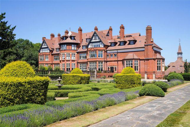 Thumbnail Flat for sale in Hatchford Manor, Ockham Lane, Cobham, Surrey