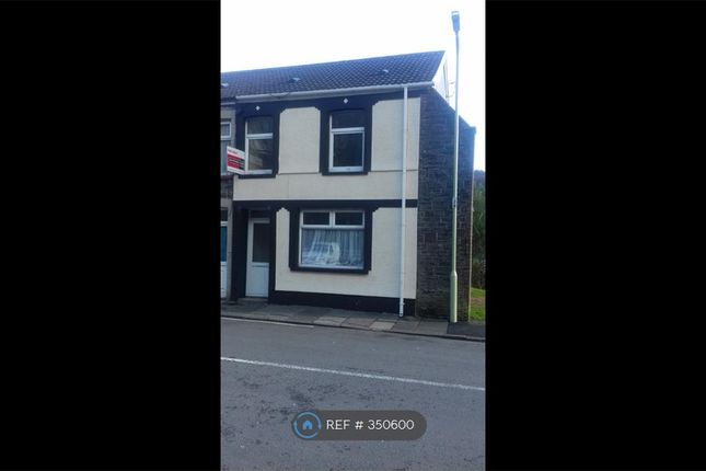 Thumbnail Semi-detached house to rent in Fforchaman Road, Cwmaman, Aberdare